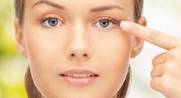 La crema di ringiovanimento intorno a occhi con estratto del riso fomentato